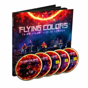 Flying Colors - Third Stage: Live In London /Earbook)