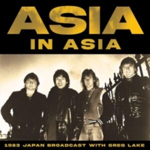 Asia - In Asia (1983 Japan Broadcast with Greg Lake)