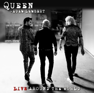 Queen + Adam Lambert - Live Around the World