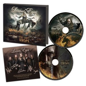Leaves' Eyes - The Last Viking (Limited Collectors Edition)