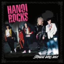 Hanoi Rocks - Strange Boys (Box Set)