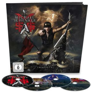 Michael Schenker Group - Immortal (Earbook)