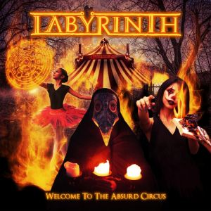 Labyrinth - Welcome To The Absurd Chaos