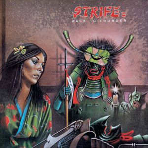 Strife - Back To Thunder (Collector's Edition)