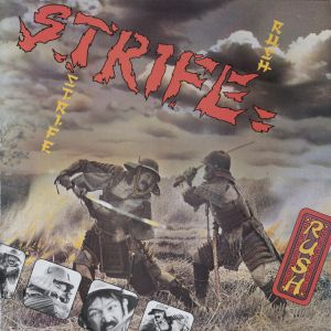 Strife - Rush (Collector's Edition)