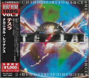 Tesla - Mechanical Resonance (Japan-CD)