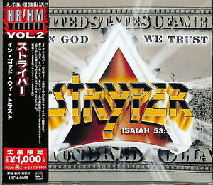 Stryper - In God We Trust (Japan-CD)