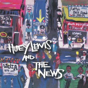 Huey Lewis And The News - Soulsville (Re-Release)