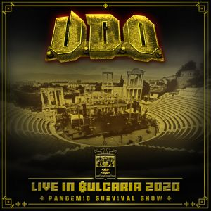 U.d.o. - Live in Bulgaria 2020 - Pandemic Survival Show