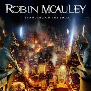 Mc Auley Robin - Standing on the Edge