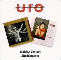 Ufo - Making Contact/Misdemeanor