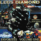 Legs Diamond - Favourites Vol. One