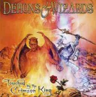 Demons & Wizards - Touched By The Crimson King - ltd.ed.