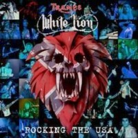 Tramp's White Lion - Rocking The USA