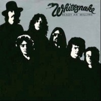Whitesnake - Ready An' Willing, re-issue