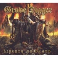 Grave Digger - Liberty Or Death, ltd.ed.