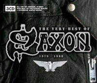 Saxon - The Very Best Of Saxon: 1979-1988