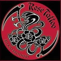 Rose Tattoo - Blood Brothers, tour edition