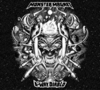 Monster Magnet - 4-Way Diabolo