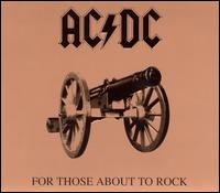 AC / DC - For Those About To Rock... We Salute You