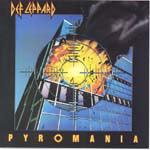DEF LEPPARD - Pyromania - Deluxe
