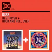 Kiss - Destroyer & Rock N Roll Over