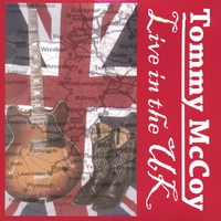 McCoy, Tommy - Live Blues In Britain