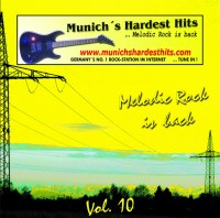 Various - Munich's Hardest Hits - Vol. 10