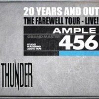 Thunder - 20 Years And Out - The Farewell Tour Live!