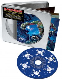 Iron Maiden - The Final Frontier, ltd.ed.