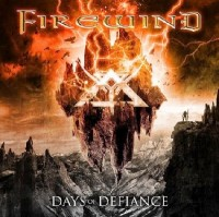 Firewind - Days Of Defiance, ltd.ed.