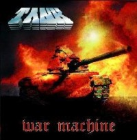 Tank - War Machine, ltd.ed.