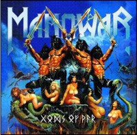 Manowar - Gods Of War, ltd.ed.