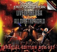 Primal Fear - 16.6 All Over The World + Live In The USA - Combo Release