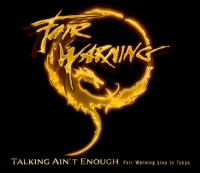Fair Warning - Talking Ain't Enough - Fair Warning Live In Tokyo