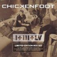 Chickenfoot - I + III + LV