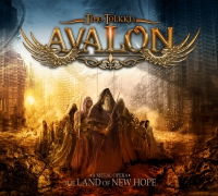 Timo Tolkki's AVALON - The Land of New Hope, ltd.ed.
