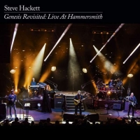 Hackett, Steve - Genesis Revisited - Live At Hammersmith