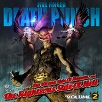 Five Finger Death Punch - The Wrong Side Of Heaven And The Righteous Side Of Hell - Volume 2, ltd.ed.