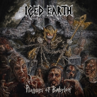 Iced Earth - Plagues Of Babylon, ltd.ed.