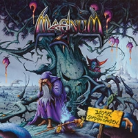 Magnum - Escape From The Shadow Garden, ltd.ed.