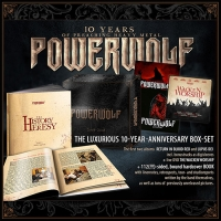 Powerwolf - The History of Heresy I-2004-2008