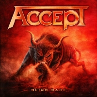 Accept - Blind Rage, ltd.ed.