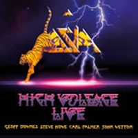 Asia - High Voltage Live (Deluxe Ediition)