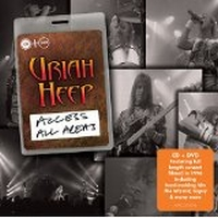 Uriah Heep - Access All Areas