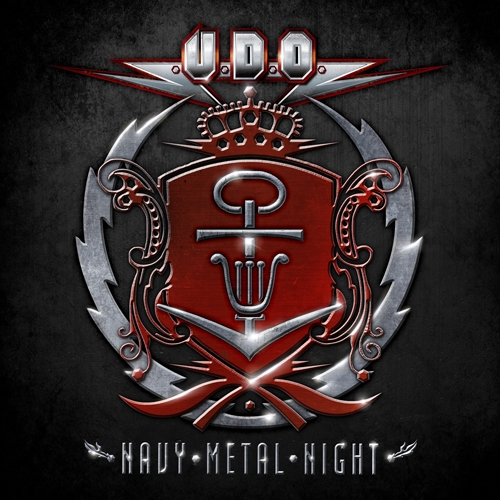 Navy Metal Night
