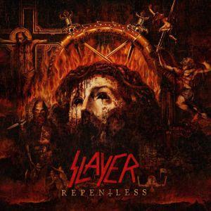 SLAYER - Repentless, Ltd.ed.
