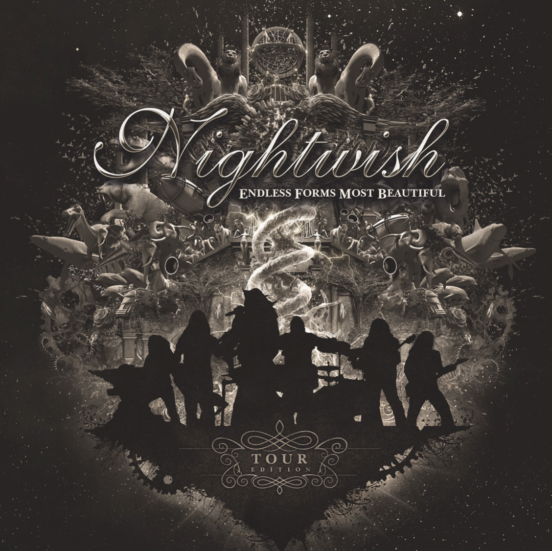 Nightwish - Endless Forms Most Beautiful, tour edition