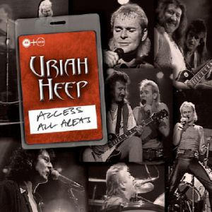 Uriah Heep - Access All Areas - Moscow