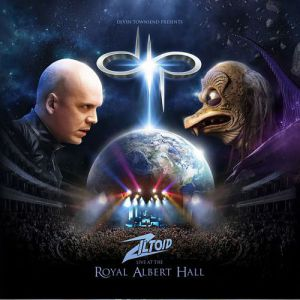 Townsend, Devin - Devin Townsend Presents: Ziltoid Live at the Royal Albert Hall